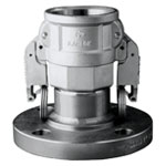 OPW Coupling Adapter 733DLS_Coupler with ASME Flange